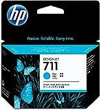 HP CZ134A - Cartucho de tinta, 29 ml (pack de 3), Cian