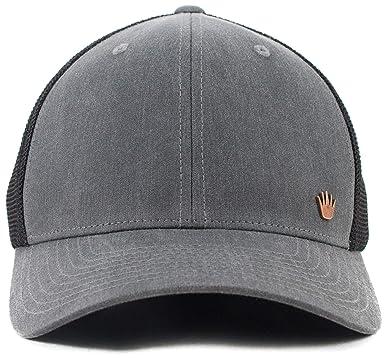 on sale 7c272 8a849 No Bad Ideas Ashby Flexfit Hat Gry (S M) Gray