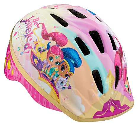 Amazon.com   Shimmer   Shine Toddler Helmet   Sports   Outdoors 36b13a400