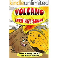 Volcano: (Red Hot Soup) (English Edition)