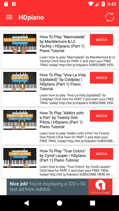 Amazon com: Piano Lessons - Easy to Learn: Appstore for Android