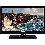 Telefunken XF22D101 56 cm (22 Zoll) Fernseher (Full HD, Triple Tuner)