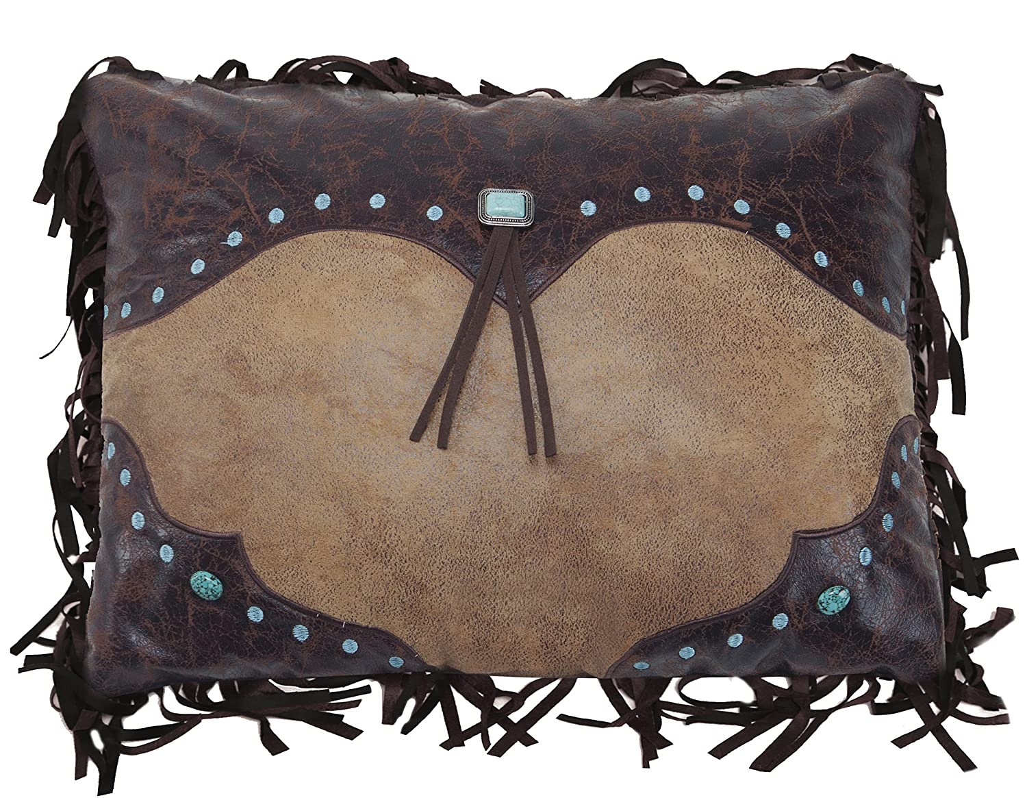 Carstens Western Curved Corner Pillow