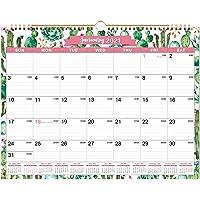 """2021 Calendar - 12 Months Wall Calendar of 2021, Jan. 2021 - Dec. 2021, 15"""" x 11.5"""", Twin-Wire Binding, Ruled Blocks…"""