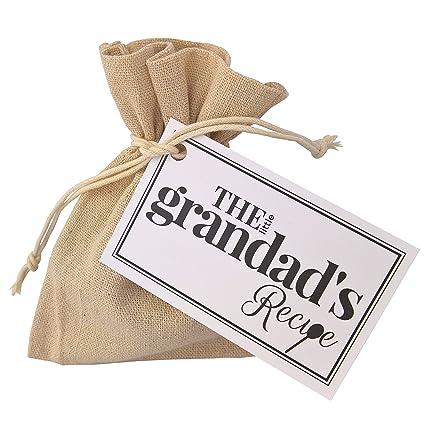 La Receta De La poco abuelo - divertido regalo único ...