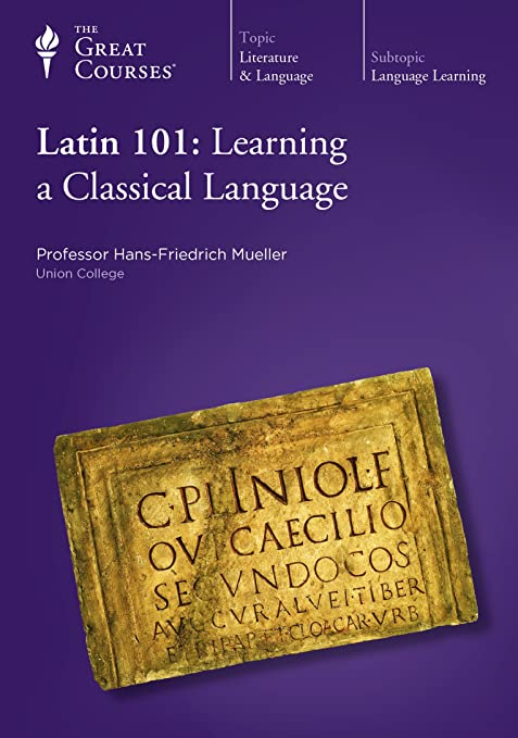 Amazon.com: Latin 101: Learning a Classical Language: Movies & TV