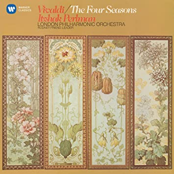 amazon vivaldi the four seasons itzhak perlman 古典 バロック