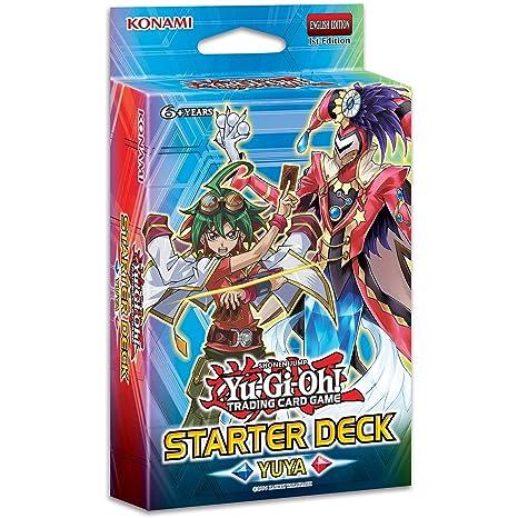 Yu-Gi-Oh! Konami 2016 Starter Deck Yuya
