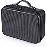 Oumers Waterproof Carrying Case Portable Hard Shell Bag Suitcase for DJI Mavic Air Drone and Mavic Air Accessories, Durable Camera Cases