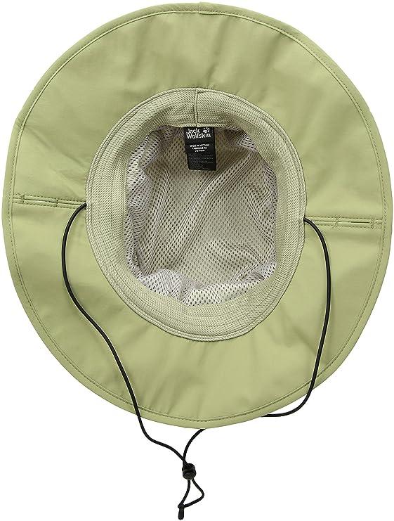 d3bd707a0 Jack Wolfskin Supplex Mesh Hat Hat, Unisex, SUPPLEX MESH HAT
