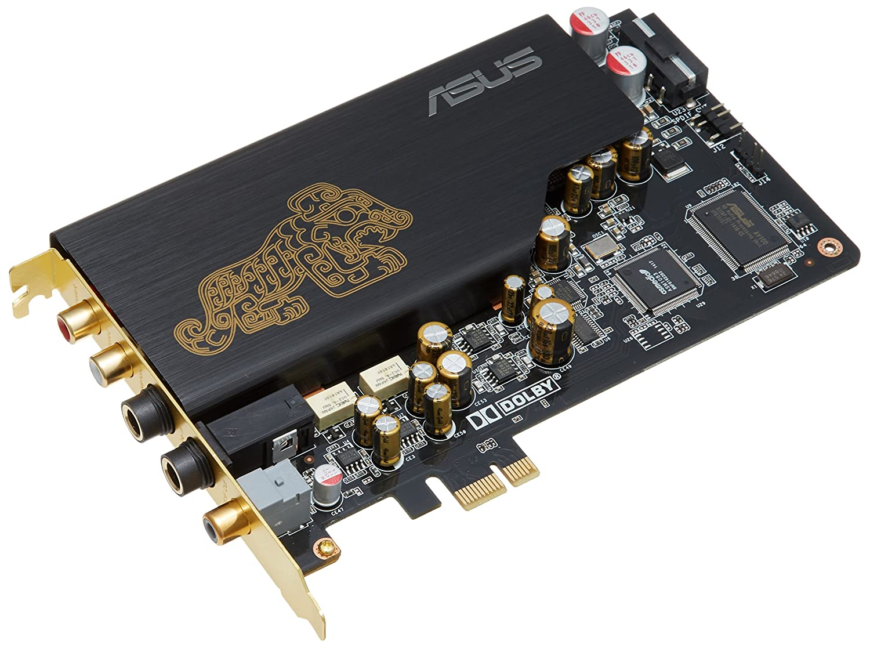 Asus Xonar Essence STX Soundkarte PCIe 2.0: Amazon.de: Computer ...