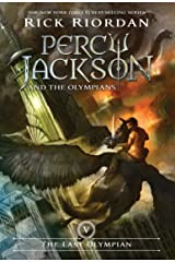 The Last Olympian (Percy Jackson and the Olympians, Book 5) Kindle Edition