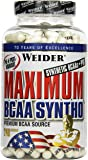 Weider, Maximum BCAA Syntho + PTK  Neutral, 1er Pack (1x 240 Kapseln)
