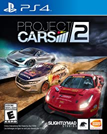 Project Cars 2 Playstation 4 Playstation 4 Video Amazon Com