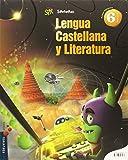 Lengua Castellana y Literatura 6º Primaria (Tres Trimestres) (Superpixépolis) - 9788426396433