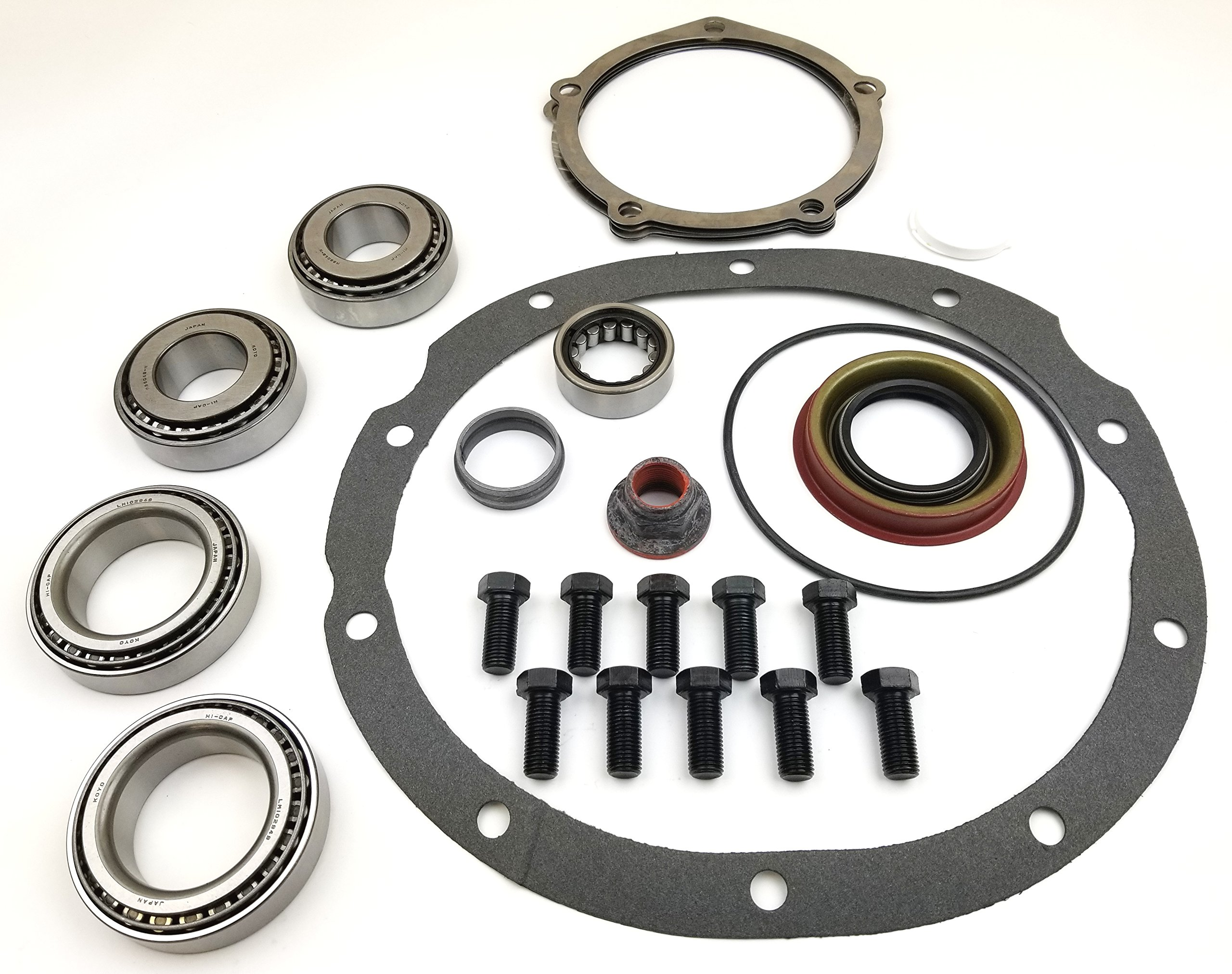 ALL POWERSPORTS DRIVETRAIN 9'' Ford Ring and Pinion Installation Bearing Master Rebuild Kit (TIMKEN) 3.062