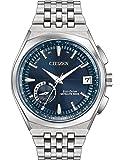 Men's Citizen Eco-Drive Satellite Wave World Time GPS Watch CC3020-57L
