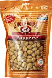 Smokehouse 100-Percent Natural Chicken Poppers Dog Treats