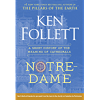 Notre-Dame: A Short History of the Meaning of Cathedrals book cover