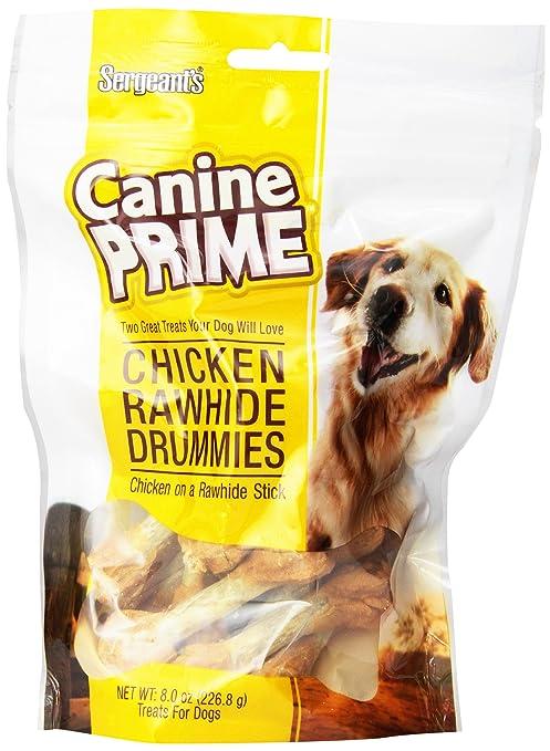 Amazon.com: Sargento de Canina Prime pollo drummies Pet Food ...