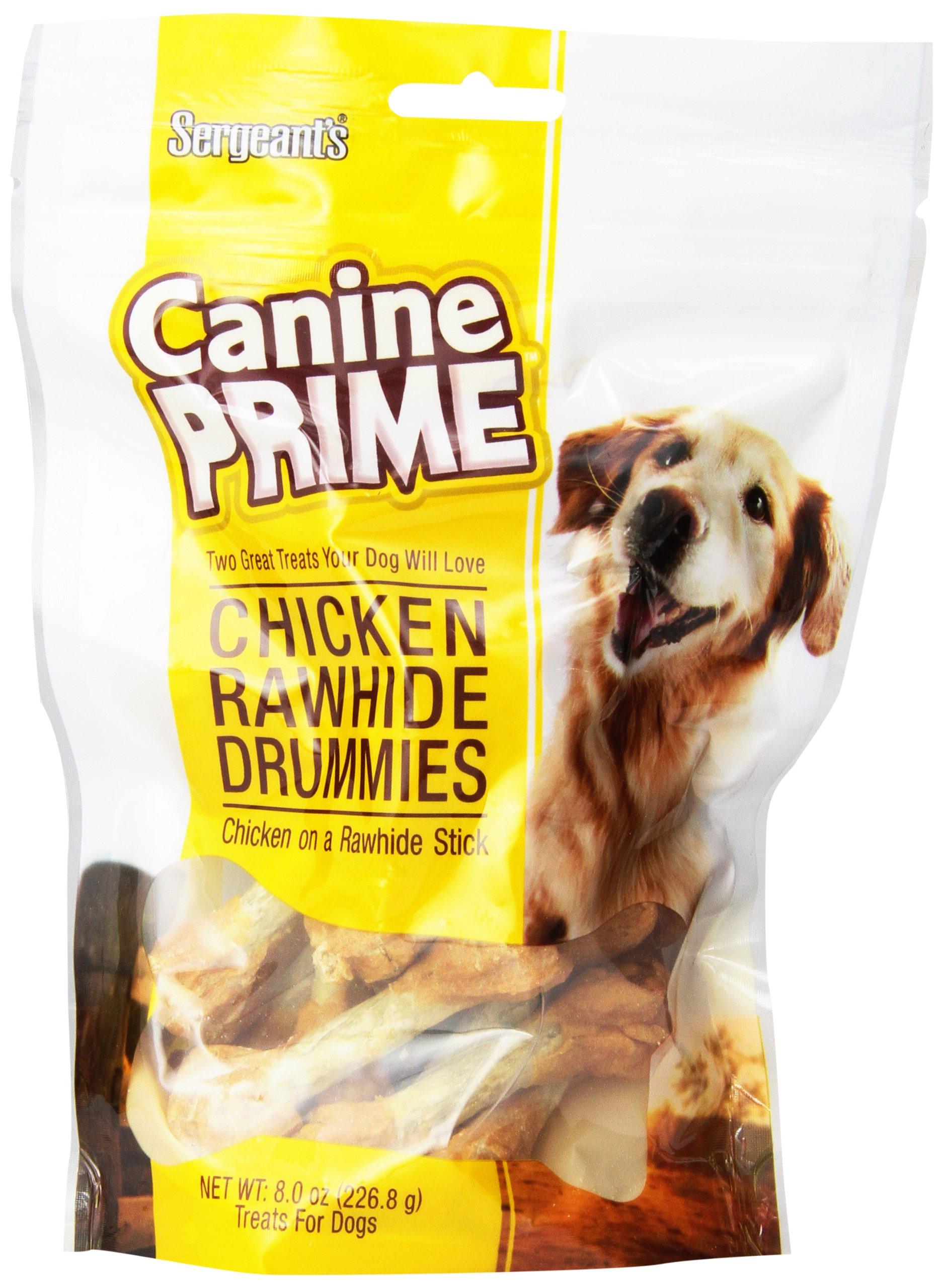Sergeant's Canine Prime Chicken Drummies Pet Food