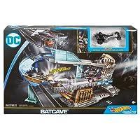 Hot Wheels DC Batcave Playset