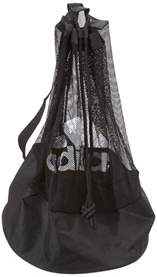 77c7dee801 Adidas Football Ball Net - Black White