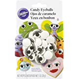 Wilton 710-2223 Icing Candy Decorating Stencil, Eyeball with Eyelash