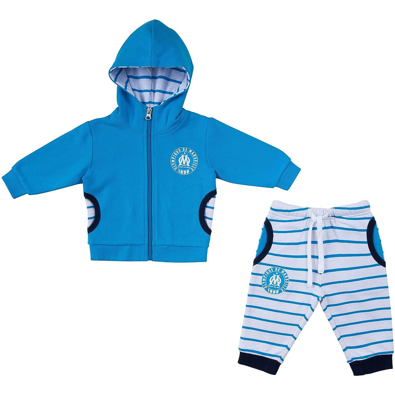 Olympique de Marseille - Chaqueta y pantalones de chándal ...