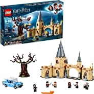 LEGO Harry Potter and The Chamber of Secrets Hogwarts Whomping Willow 75953 Magic Toys Building Kit, Prisoner of Azkaban, He
