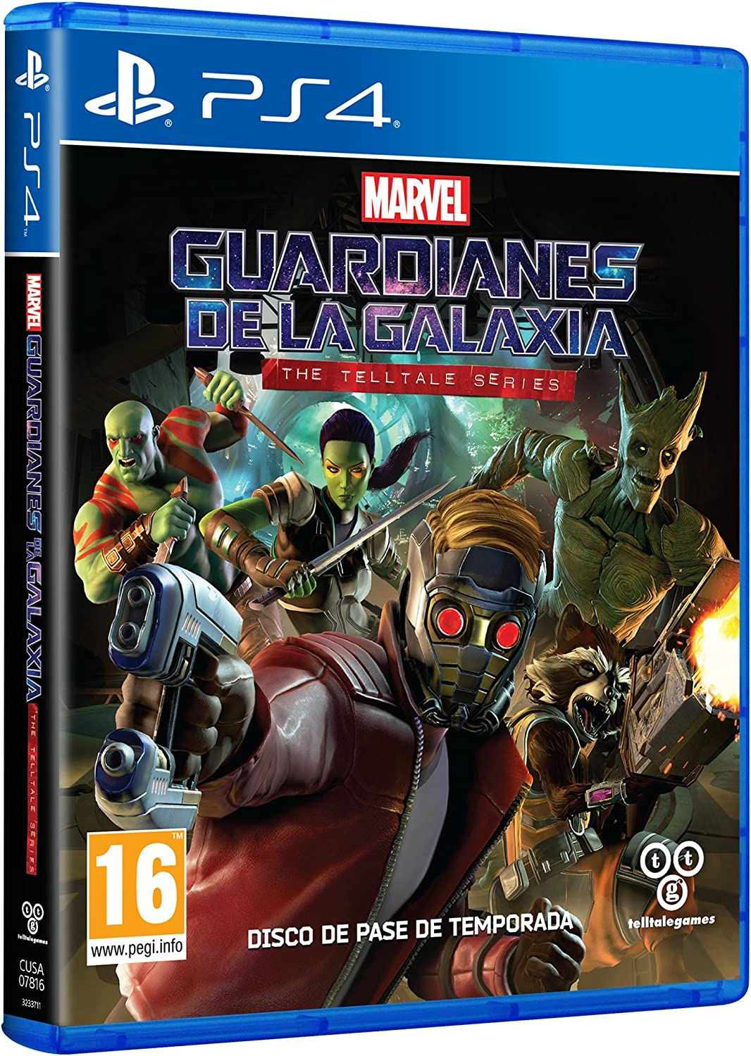 Guardianes De La Galaxia: Amazon.es: Videojuegos