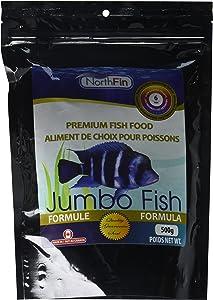 Northfin Food Jumbo Formula 6Mm Pellet 500 Gram Package