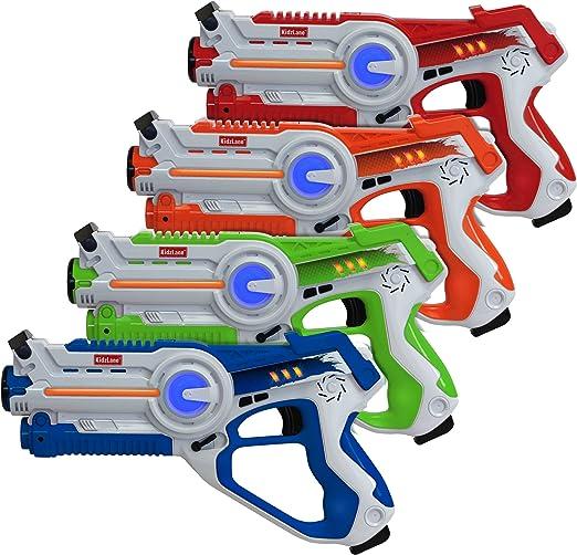 Kidzlane Laser Tag Guns Set - The Budget Pick
