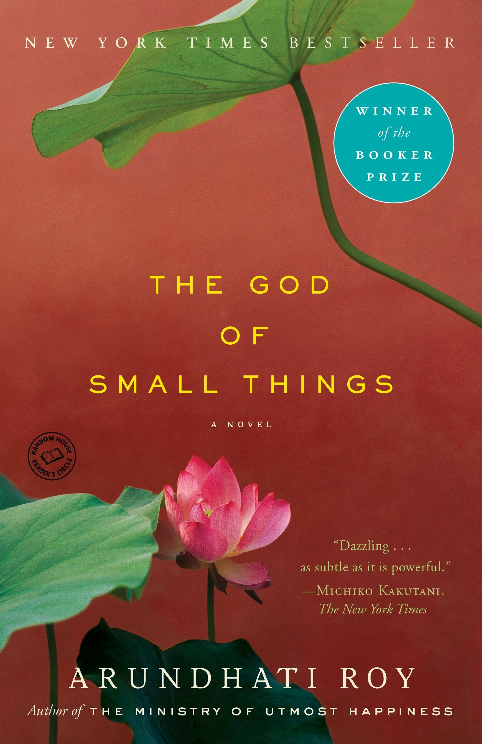 The God of Small Things | Amazon.com.br