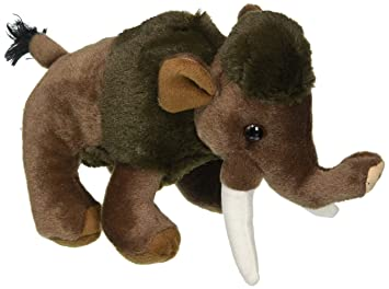 Amazon Com Wild Republic Ck Mini Woolly Mammoth 8 Animal Plush