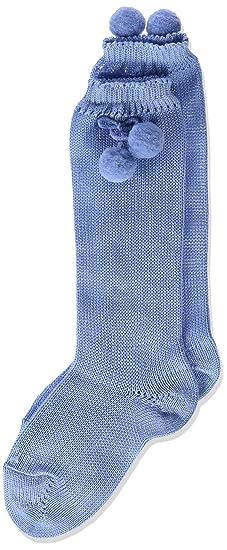Condor 2504/2, Calcetines para Niñas, Azul (Azulado 446), 2