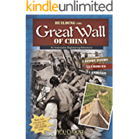 Building the Great Wall of China (You Choose: Engineering Marvels)
