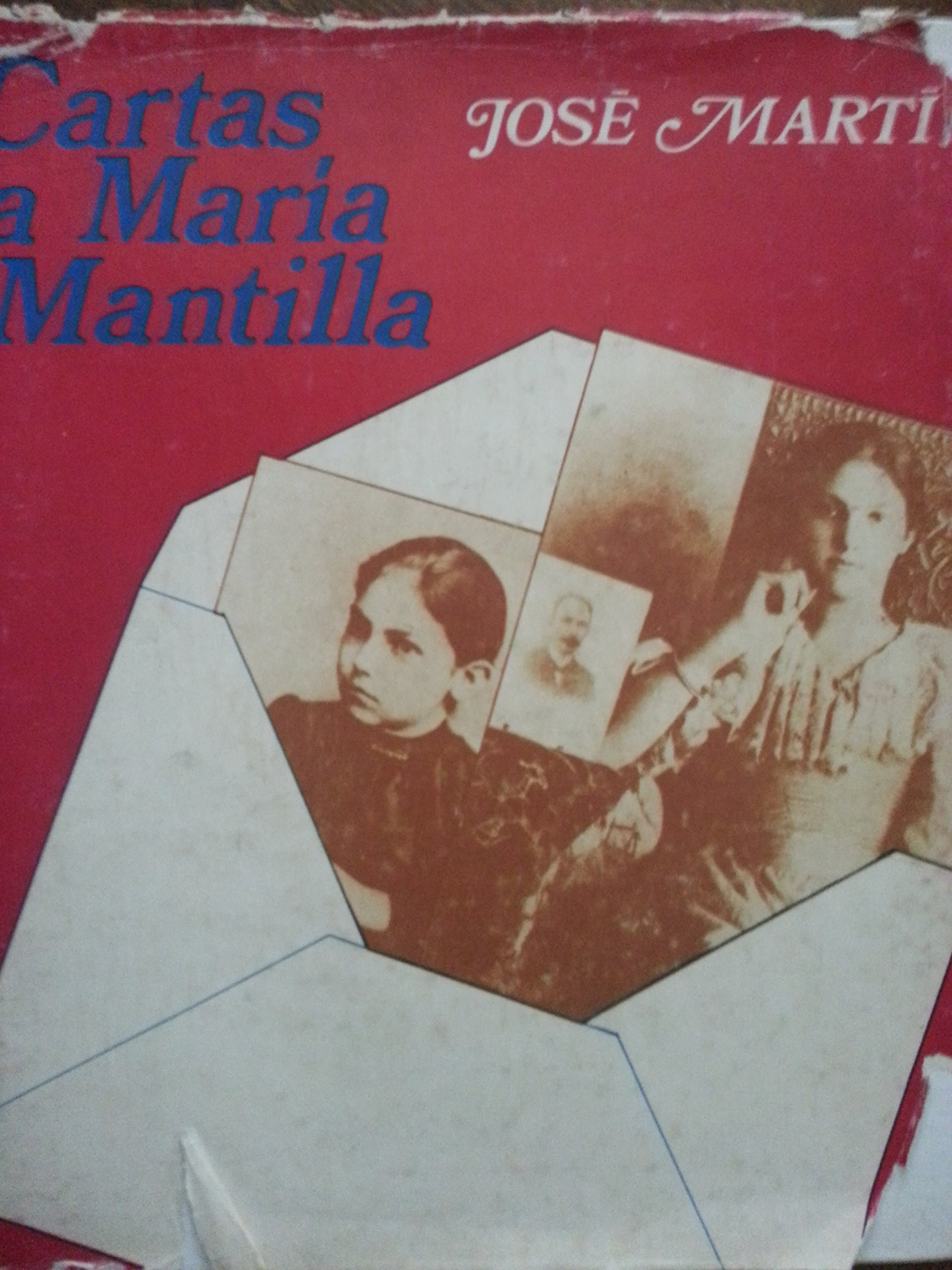 Jose marti, cartas a maria mantilla, habana, cuba, 1982.: jose marti: Amazon.com: Books
