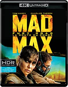 Mad Max: Fury Road [4K Ultra HD + Blu-ray + Digital Copy]