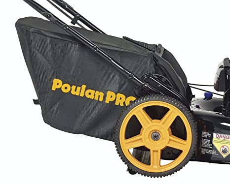 Amazon.com: Cortadora de pasto autopropulsada, rueda ...