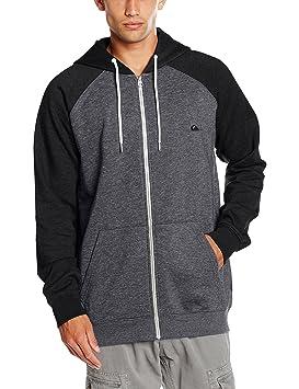 1c9fbc24ca65b Quiksilver Everyday Sweat-shirt à zippé Homme: Quiksilver: Amazon.fr ...
