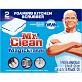 Mr. Clean Magic Eraser Kitchen Scrubber, 2 Count
