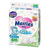 【Amazon.co.jp限定】メリーズ テープ Sサイズ(4~8kg) さらさらエアスルー 82枚