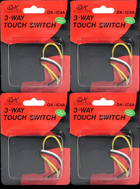 Touch Lamp Repair 3 Way Touch Switch Sensor X 4 - - Amazon.com