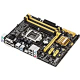 Asus B85M-G Motherboard (Socket 1150, Intel B85, 4x DDR3, S-ATA 600, Micro ATX, 1x PCIe 3.0/2.0 x16, Haswell, Supports Intel 4th Generation Core Processors)