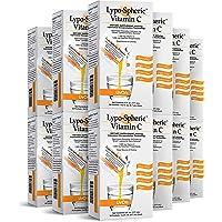"LivOn Labs- Lypo-spheric Vitamin C 12 Pack (360 Count)""Jumbo pack"" Quanity"