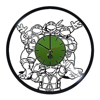 Amazon.com: Teenage Mutant Ninja Turtles Donatello Leonardo ...