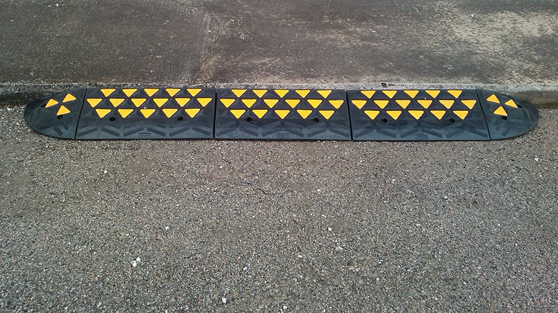Rampe per marciapiede parte centrale 10 cm