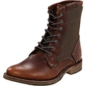 fe679bb3 Caterpillar Orson - Botas para Hombre, Negro, 7.5 M US: Amazon.com ...