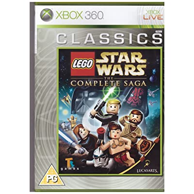 Warner Bros Lego Star Wars The Complete Saga Xbox 360 Juego